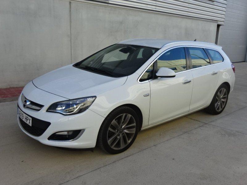 Opel Astra 2.0 CDTi 165 CV Excellence