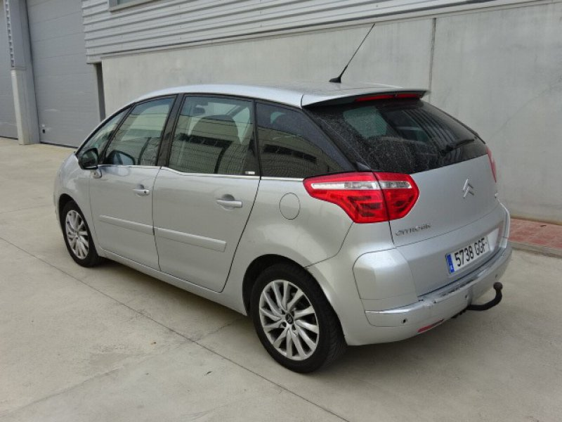 Citroen C4 Picasso 2.0 HDi CAS Exclusive