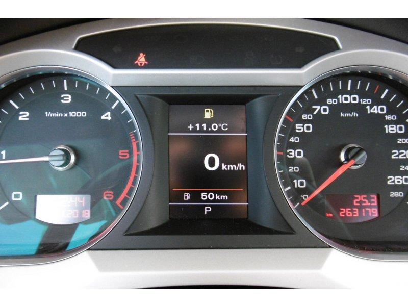 Audi A6 Avant 2.0 TDI AUTO 125kW 170cv multitronic DPF -