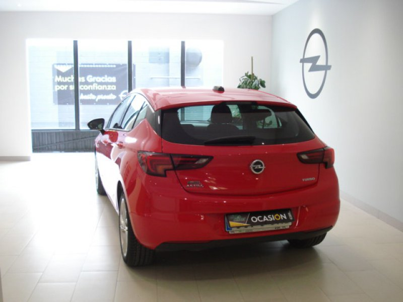 Opel Astra 1.4 Turbo S/S 125 CV 5P Dynamic