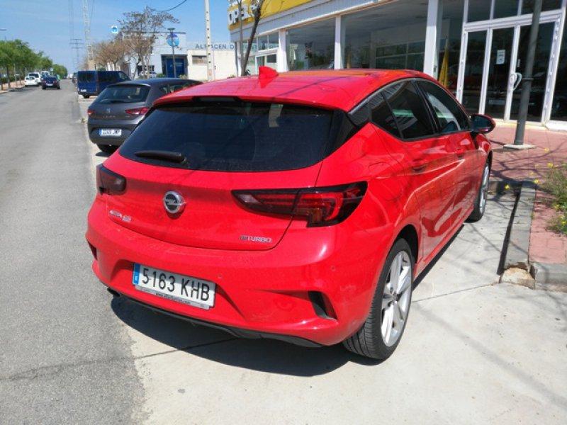 Opel Astra 1.6 CDTi S/S 118kW (160CV) GSi Line
