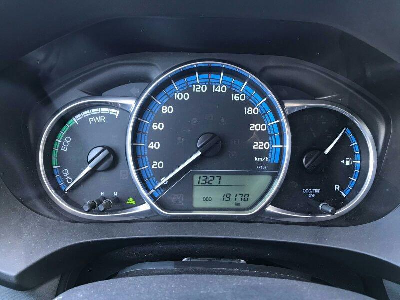 Toyota Yaris 1.5 Hybrid Advance