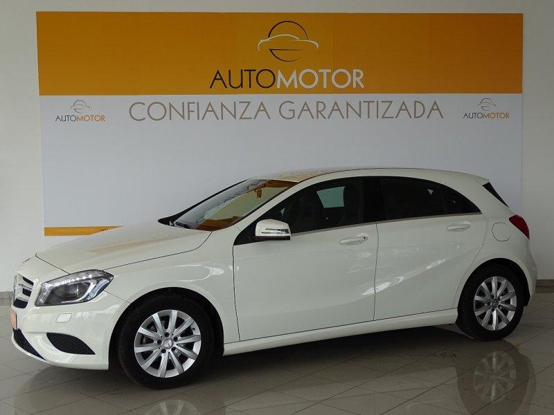 Mercedes-Benz Clase A A 180 CDI 110 CV 6 V - GARANTIA SIN LIMITE Style
