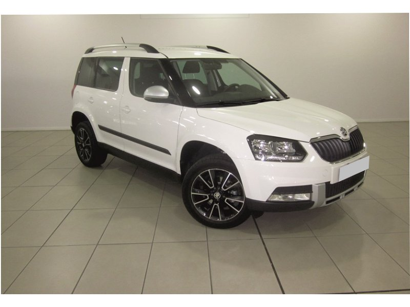 Skoda Yeti 2.0 tdi (110cv) Outdoor Like