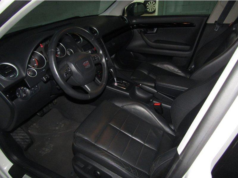 SEAT Exeo 2.0 TDI CR 143 CV DPF Multitronic Sport