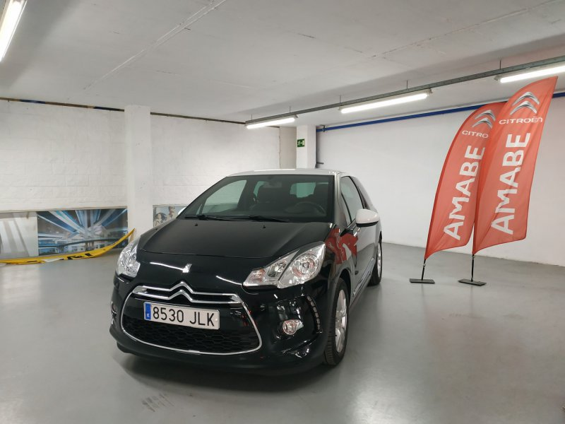 Citroen DS 3 HDi 70cv Design