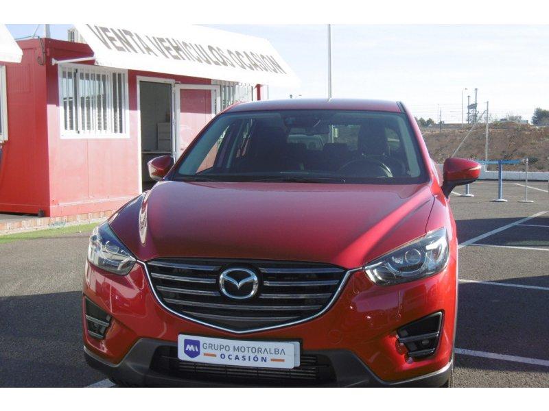 Mazda CX-5 2.2 110kW DE 2WD (150CV) Style+ Navi