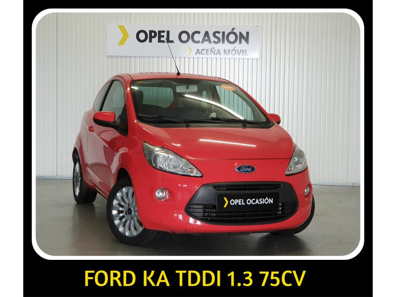 Ford KA 1.3 TDCi Titanium