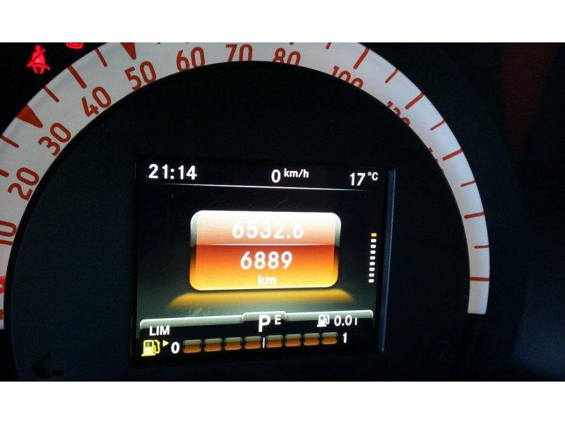 Smart Forfour 0.9 66kW (90CV) S/S PASSION Passion