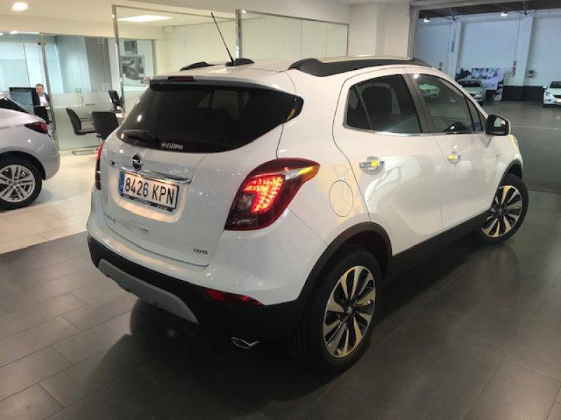 Opel Mokka X 1.6 CDTI S/S 136CV Excellence