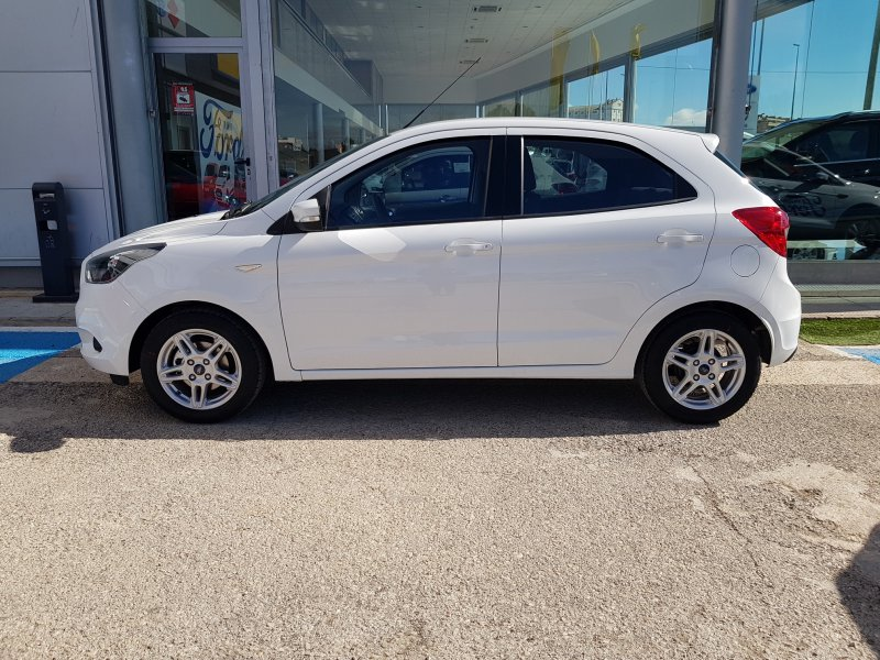 Ford Ka+ 1.2 Ti-VCT 63kW (85CV) Ultimate