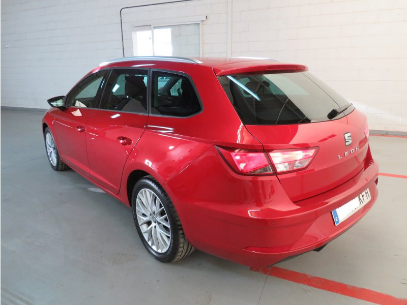 SEAT León ST 1.6 TDI 85kW (115CV) Style Advanced