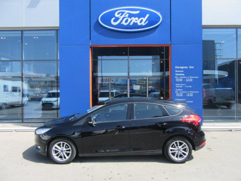 Ford Focus 1.6 TI-VCT 125cv Powershift Trend