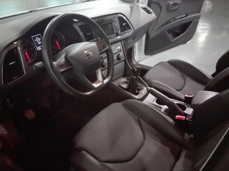 SEAT Leon 2.0 TDI 150cv St&Sp FR