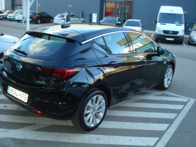 Opel Astra 1.4 Turbo S/S 110kW (150CV) 5P Excellence