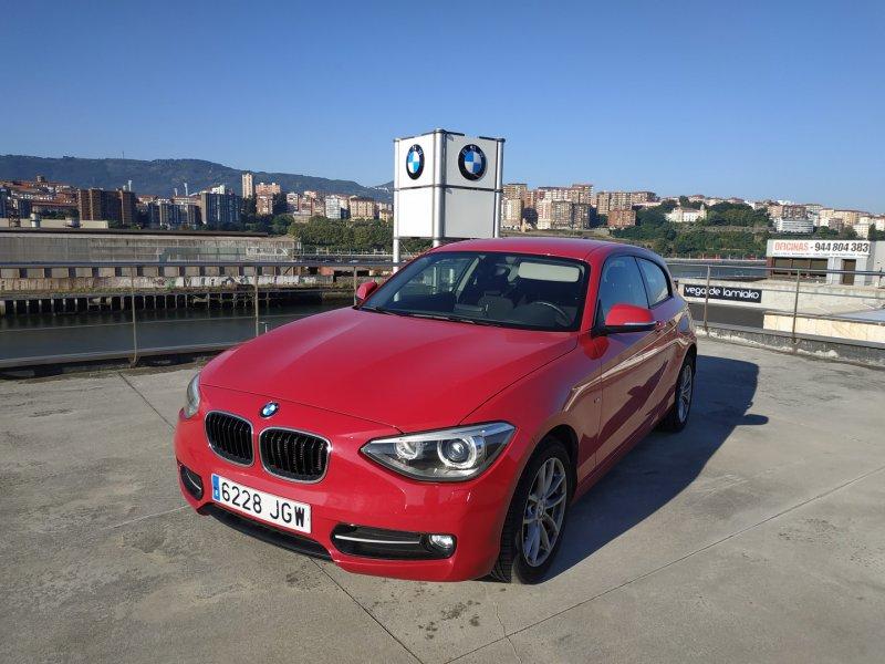 BMW Serie 1 116D 2.0 115cv -