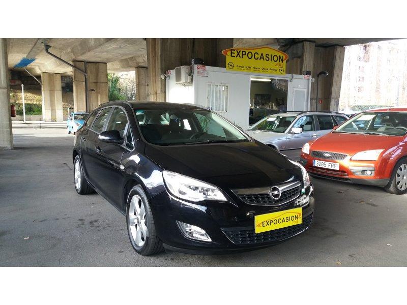 Opel Astra 1.7 CDTi 110 CV ST Cosmo