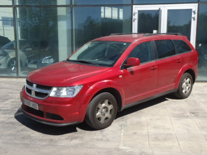 Dodge Journey 2.0 CRD 7 plazas Plus SE