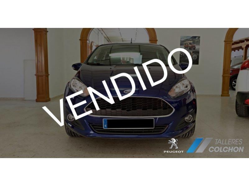Ford Fiesta 1.25 Duratec 82cv 5p Titanium