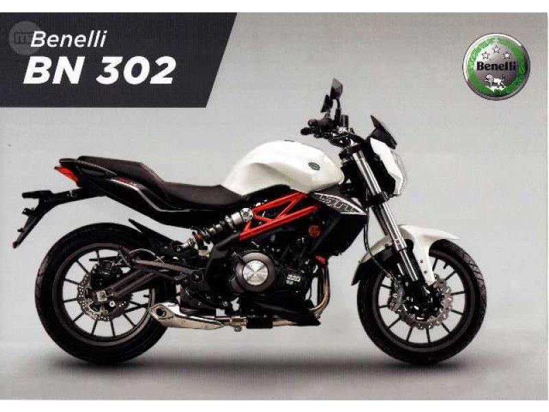 Benelli BN 302 ABS E4 300