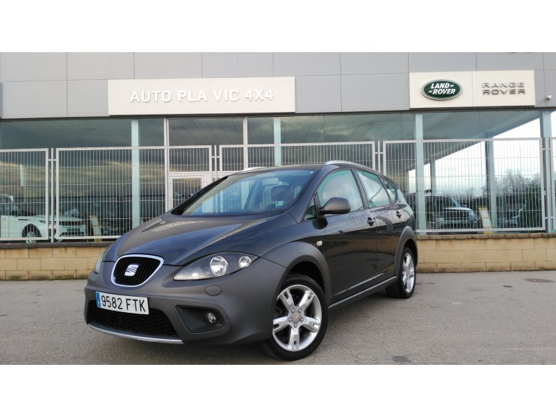 SEAT Altea Freetrack 2.0 TDI 170cv 4WD XL
