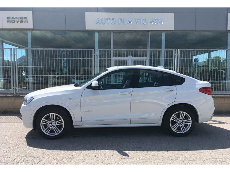 BMW X4 X-Drive 2.0D M-Sport Auto