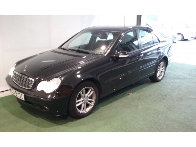 Mercedes-Benz Clase C C 180 K ELEGANCE
