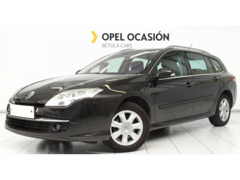 Renault Laguna G.Tour 1.5dCi 110CV Authentique