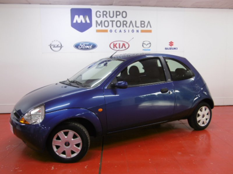 Ford KA 1.3 51KW (70CV) Collection