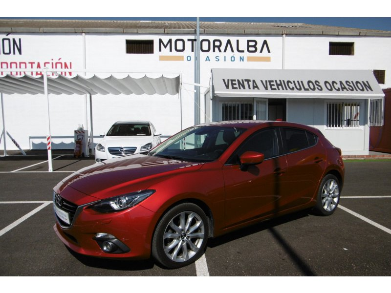 Mazda Mazda3 2.2 DE 110 kW (150cv) 6MT Luxury Safety