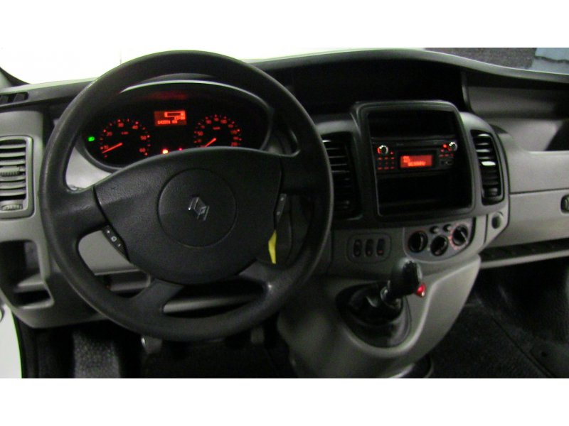 Renault Trafic Furgón 27 L1H1 dCi 90 -