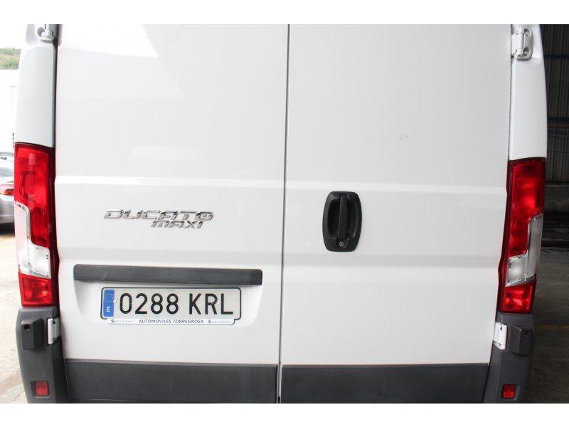 Fiat Ducato 35 Maxi 2.3 Mjet Furgón Largo L Alto 130 -