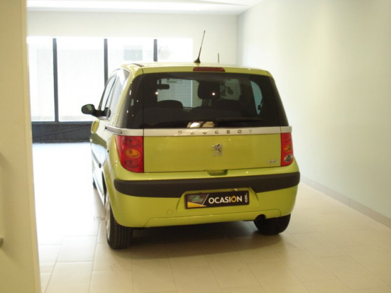 Peugeot 1007 1.4 HDi Urban