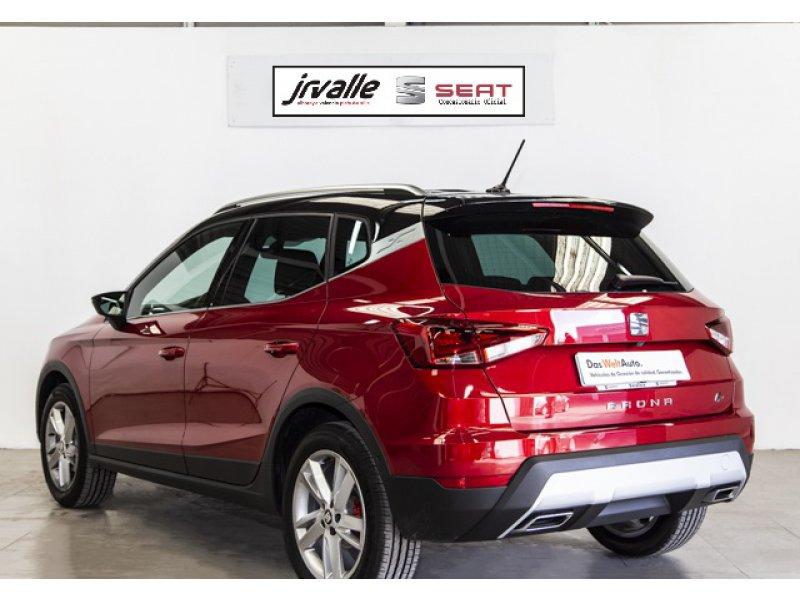 SEAT Arona 1.5 TSI 110kW (150CV) FR Edition