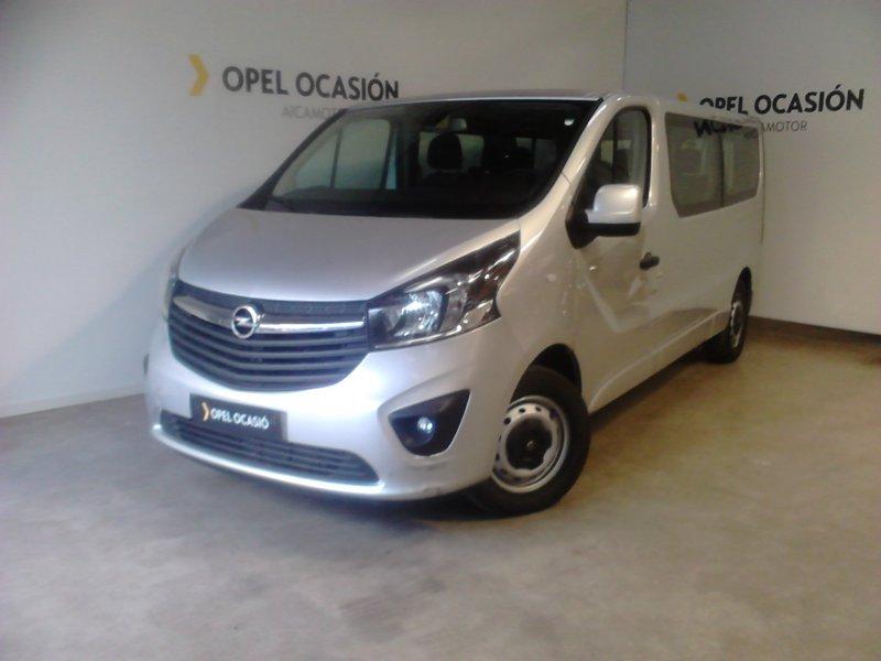 Opel Vivaro 1.6CDTI 125CV COMBI9 Bi-Turbo