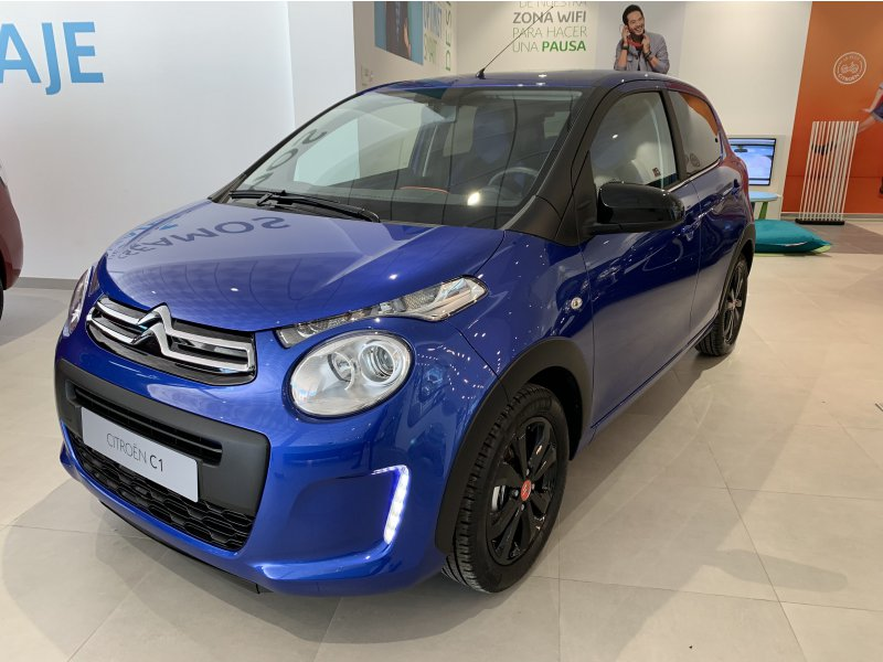 Citroen C1 VTi 53kW (72CV) Urban Ride