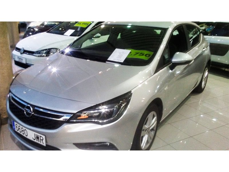 Opel Astra Sedán 1.0 TURBO 105CV SELECTIVE S/S SELECTIVE S/S