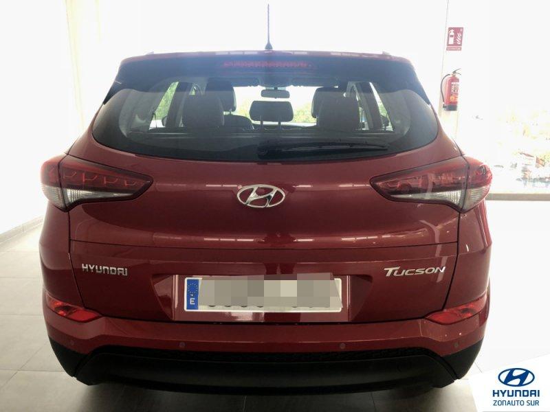 Hyundai Tucson 1.7 CRDi 85kW (115CV) BD Nav 4x2 Klass