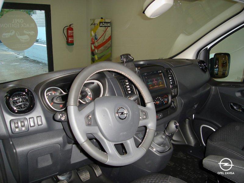 Opel Vivaro 1.6CDTI S/S 92kW Sport Ele. L1H1 2.9t DC Expression