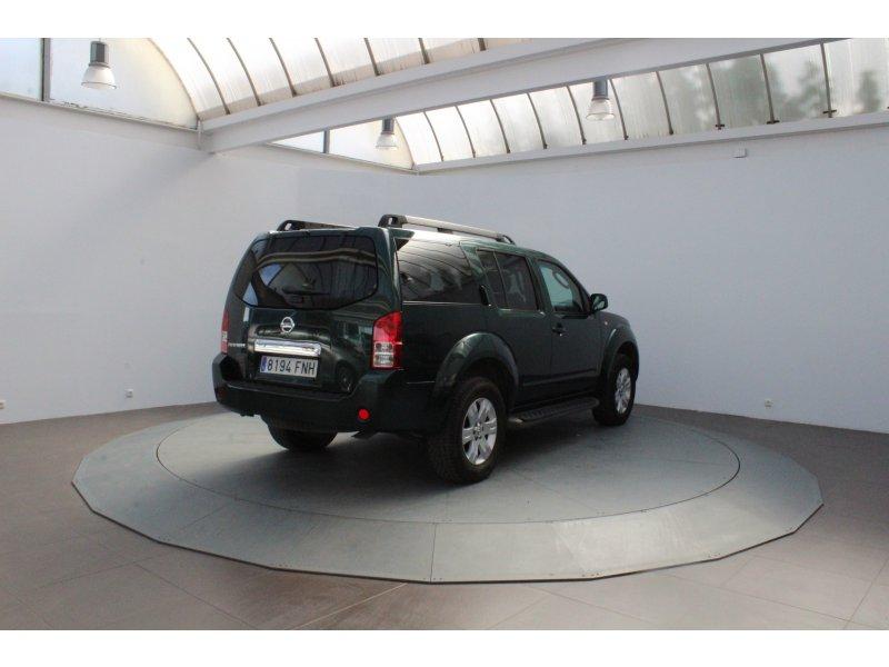 Nissan Pathfinder 2.5 dCi (174CV), 5 plazas XE
