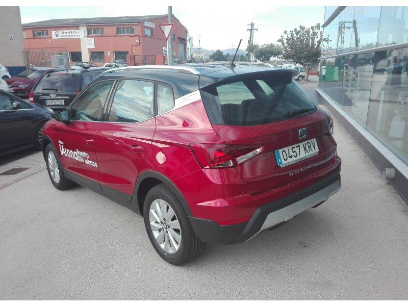 SEAT Arona 1.0 TSI 70kW (95CV) Ecomotive Xcellence