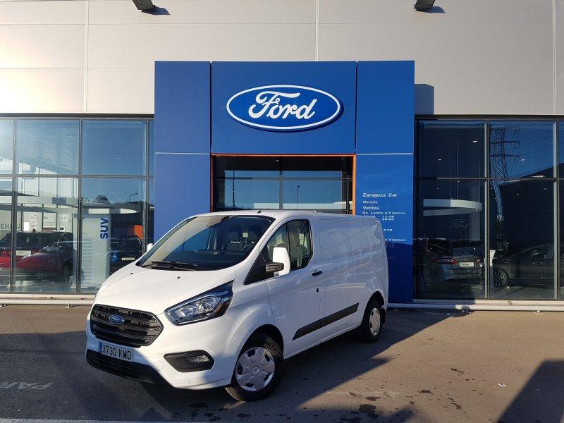 Ford Transit Custom Van 2.0 TDCI 96kW 280 L1 Trend