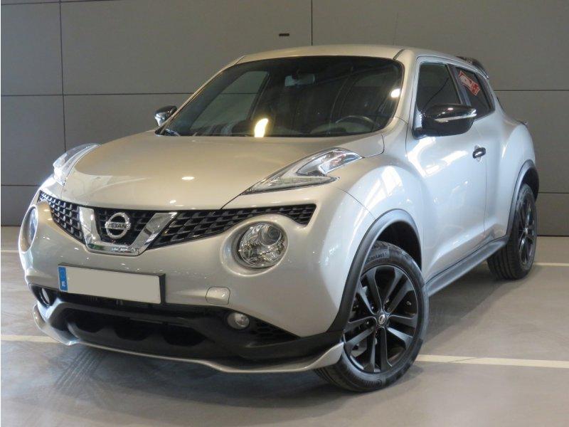 Nissan Juke 1.5 dCi 4X2 Ext1 Negro TEKNA PREMIUM