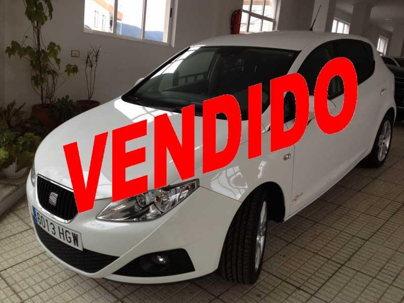 SEAT Ibiza 1.6 TDI CR 90 CV (66 KW)