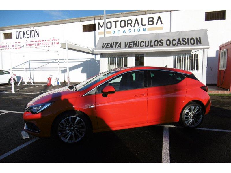 Opel Astra 1.6 Turbo S/S 147kW(200CV) GSi Line