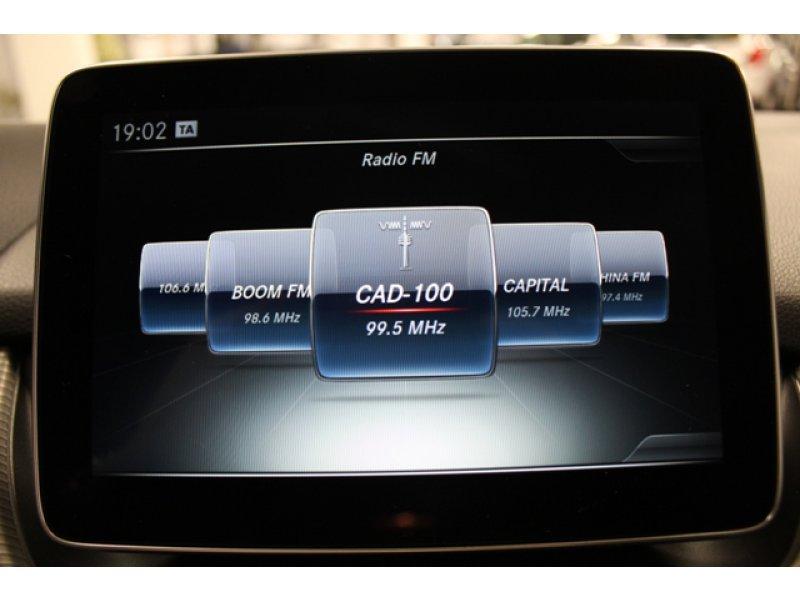 Mercedes-Benz Clase B 220 CDI 7G-DCT CLASS