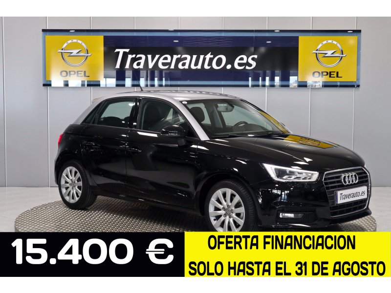 Audi A1 Sportback 1.6 TDI 116CV Attraction