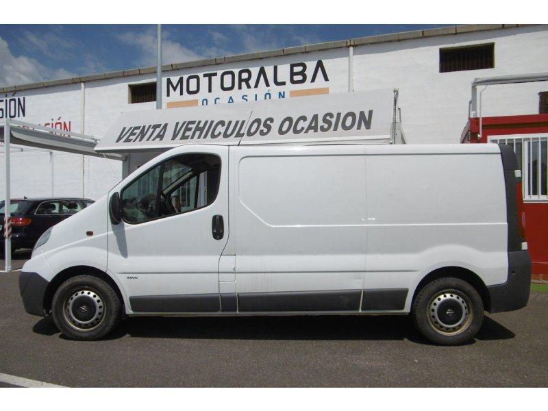 Opel Vivaro 2.0 CDTI 114 CV EU5 L1 H1 2.9t -