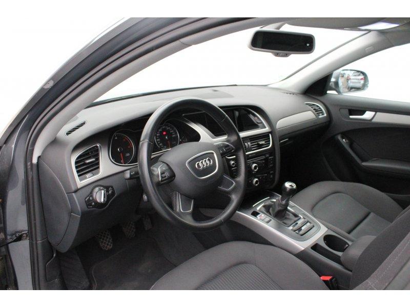 Audi A4 Avant 2.0 TDI clean die 150cv S line ed S line edition