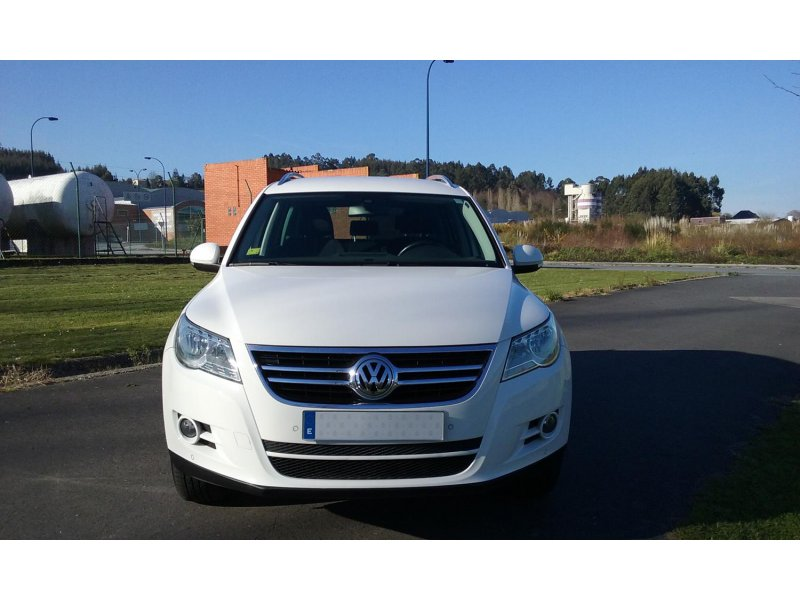 Volkswagen Tiguan 2.0 TDI 4M 140cv DSG Sport